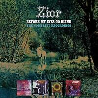 Zior - Before My Eyes Go Blind: The Complete Recordings (NEW 4CD)