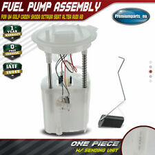 Fuel Pump for Audi A3 8P1 8P7 VW Golf Jetta Skoda Octavia Seat Leon 1P1 1.4-3.6L