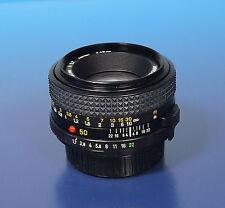 Minolta MD 50mm/1.7 obiettivo Lens objectif per Minolta MD - (40115)