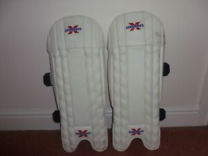 Boys Cricket Wicket keeping Gloves and Pads
