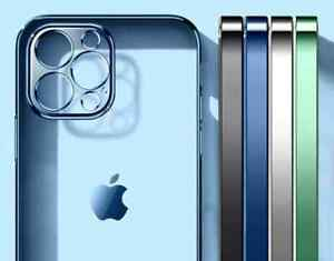 Handyhülle für iPhone 12 11 Pro Max Mini X/XR XSmax 7 8 Soft Silikon Back Cover