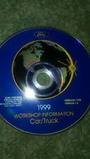 New Listing1999 Ford Workshop Information Car/Truck Cd