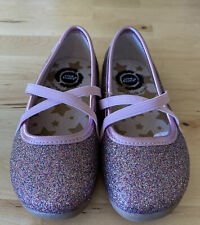 Livie And Luca Aurora Pink Multi Size 8 Toddler New