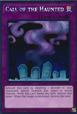 Call of the Haunted Trap Platinum Rare Yugioh Card Single NKRT-EN032