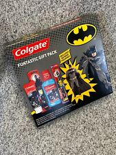 Colgate Kids Toothpaste And Battery Powered Set, Batman W Deluxe gift pack