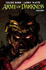 Army of Darkness (2015) #4 DYNAMITE Gabriel Hardman Cover A 1ST PRINT