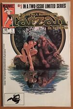 Tarzan Of The Apes #1 (1984) Marvel VF/NM Condition