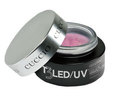 CUCCIO T3 LED/UV - GLITTER GEL  1OZ [Many Colors]