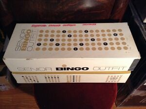 Vintage BINGO Senior by TAG Transco Adult Games
