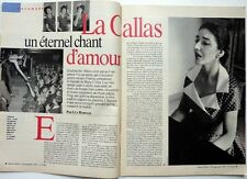 Mag rare 1997: MARIA CALLAS_Princesse DIANA