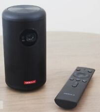 Genuine Anker Nebula Capsule II Portable Smart Mini Projector Black