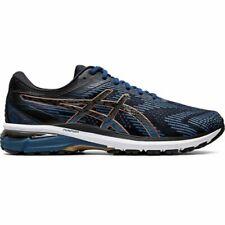Asics GT-2000 8 Men's 1011A688.400 GRAND SHARK/BLACK Running Shoes WIDE (4E)
