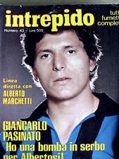 Intrepido n°43 1979 - Giancarlo Pasinato - KEES KIST   [G.235]