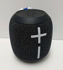Ultimate Ears WONDERBOOM 2 Portable Bluetooth Speaker - Deep Space Black