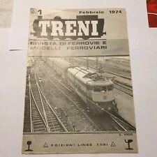 8 agosto 2016 Modello Ferrovie Treno rivista N