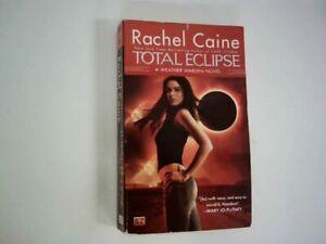 Total Eclipse (Weather Warden, Book 9) -  Rachel Caine - Mass Market Paperback -