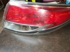 2009 2013 Mazda 6 Passenger Right Side Rear Brake Quarter Mtd Tail Light Oem
