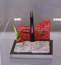 1/6 Scale Custom Diorama Base/stand for hot toys, sideshow etc Figures