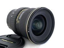 Tokina AF 12-24mm 4.0 DX (IF) AT-X Pro Objektiv Nikon Gewährleistung 1 Jahr