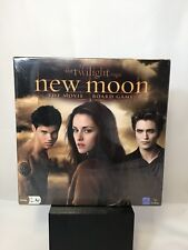 The Twilight Saga New Moon - The Movie Board Game - Sealed - New Old Stock