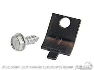1964 1965 1966 1967 1968 Ford Mustang Heater Cable Clamp Bracket Cougar Falcon