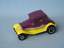 Matchbox Ford Model A Hot Rod Purple Toy Model Car USA 70mm Hot Rod