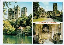 A9708cgt UK Durham Cathedral postcard