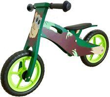 Easy Bike -- Monkey-- Wood Children Training Balance Bike
