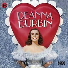 DEANNA DURBIN - ESSENTIAL RECORDINGS  2 CD NEW+