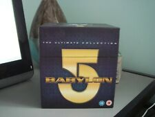 Babylon 5 the ultimate collection complete series DVD Boxset (2009) Brand New