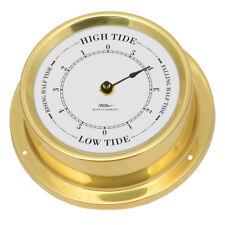 Bootsteile & Zubehör Bootsport Altitude 858th Thermometer Hygrometer Messing Maritim 127mm