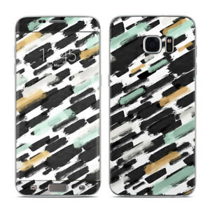 Galaxy S7 Edge Skin - Brushin Up by Brooke Boothe - Sticker Decal