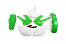 Kawasaki KX100 2004 2005 2006 2007 2008 2009 Plastic Kit Plastics KX0-OEM-507