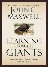 Giants of the Bible: Learning from the Giants : Life and Leadership Lessons NEW