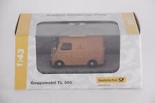 Schuco 1:43 Goggomobil TL 300 Deutsche Bundespost neu in OVP