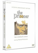 The Prisoner Complete Original Series (DVD)~~~Patrick McGoohan~~~NEW & SEALED
