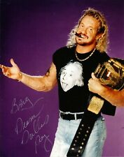 Diamond Dallas Page (DDP) Autographed 8 x 10 Glossy Color Promo Photo | WCW Era