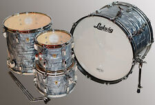 Ludwig Classic Maple Quick Pick Shellset Sky Blue Pearl