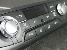AUDI A6 C7 4G A7 RS7 _ CLIMATE HEATER CONTROL DISPLAY PANEL AIR CONDITION UNIT