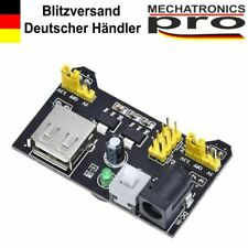 Arduino Netzteil Adapter Power Supply Modul für MB102 Breadboard Spannungsregler