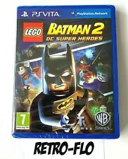 Lego Batman 2 DC Super Heroes - Jeu Playstation PS Vita - NEUF - ES import