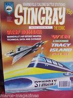 RARE STINGRAY WASP BOMBER MAGAZINE MAY 1993 # 17 TITAN TERROR FISH MARINA