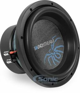"""SOUNDSTREAM 700W 10"""" Reference R3 Series Dual 2 Ohm Car Subwoofer 