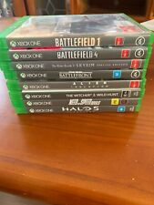 Xbox One XB1 Microsoft Video Games *Free Postage*