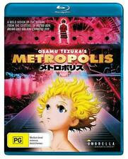 Metropolis (Blu-ray) NEW/SEALED