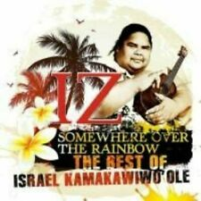 Somewhere Over The Rainbow - The Best of Israel Iz Kamakawiwo'ole Audio CD