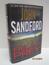Field of Prey: A Novel by John Sanford
