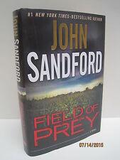 Field of Prey: A Novel by John Sanford