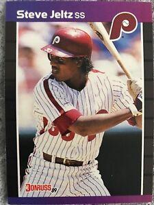Mr. Steve Jeltz 'Mr. Shortstop himself for the Philadelphia Phillies.