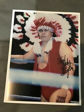 Jules Strongbow Autographed Photo